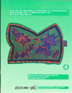 Picture of Análisis del desarrollo sostenible en Centroamérica: indicadores para la agricultura y los recursos