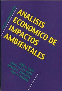 Picture of Análisis económico de impactos ambientales.