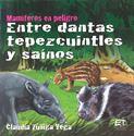 Imagen de Mamíferos en peligro, Entre dantas tepezcuintles