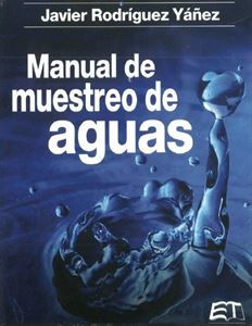 Picture of Manual de muestreo de aguas