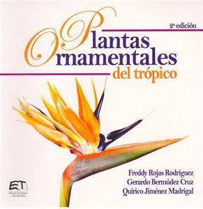 Picture of Plantas ornamentales del trópico. 2da. Edición